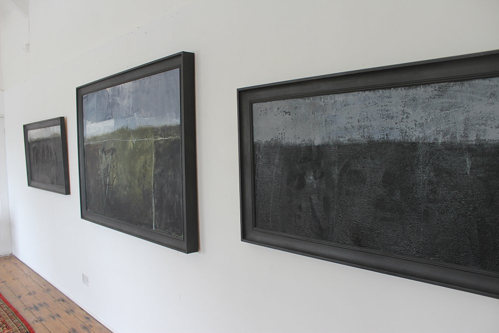 Image for All the pieces hung in our 'Landscapes' exhibition by Lois Hopwood are for sale. Take a look at the virtual gallery on our website if you are interested in purchasing any of these unique and incredible artworks. https://t.co/7n4PfuPRMe #Art #Gallery #Exhibition #BleddfaCentre https://t.co/KWhmoClBaq