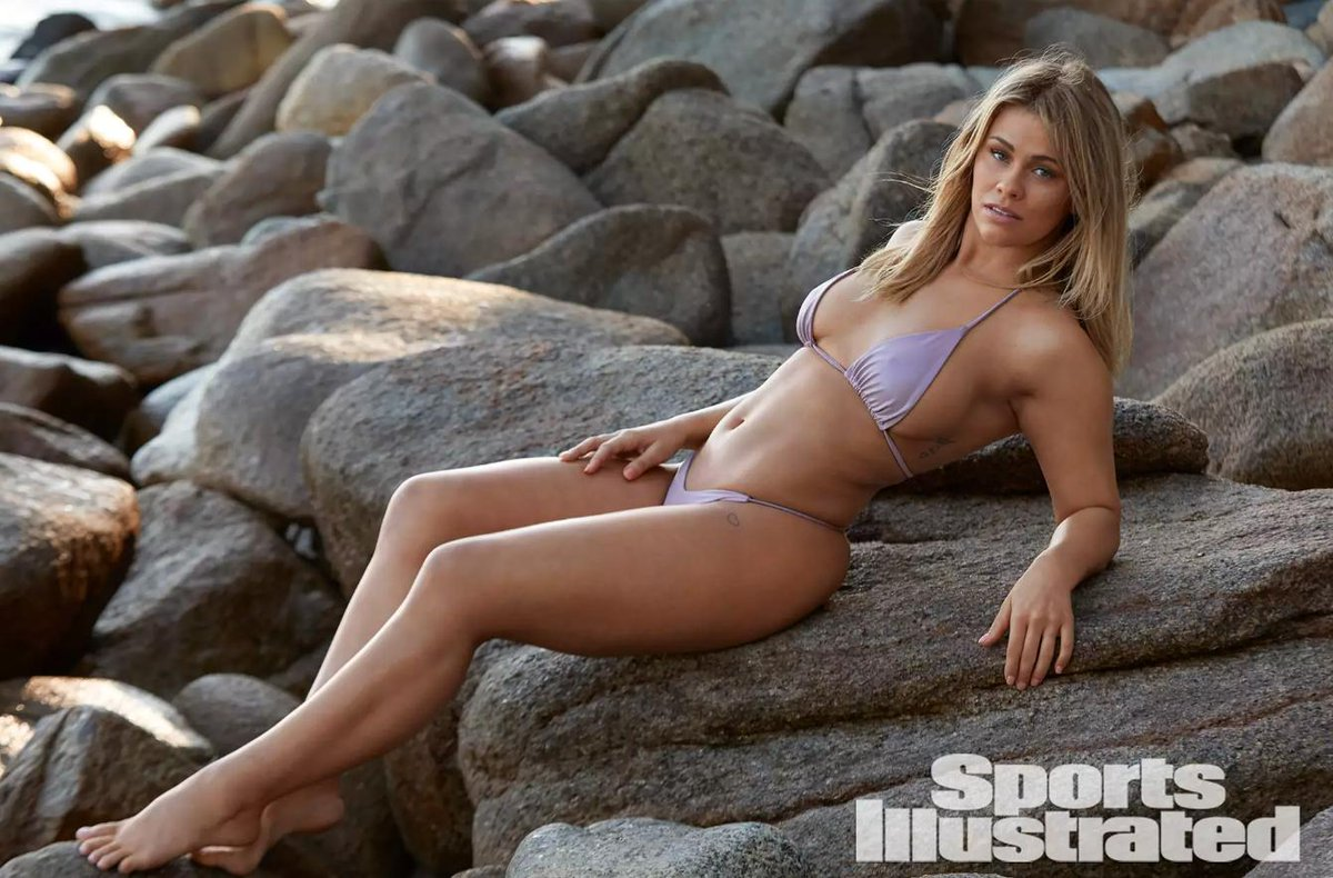 "RT @SI_Swimsuit: ""You can be beautiful and a badass at the same time."" — @paigevanzant https://t.co/GIQb9fRDH7 https://t.co/V25dRwtCpj"