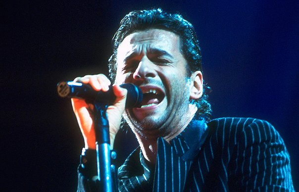 Happy birthday to Dave Gahan who turns 57 today!