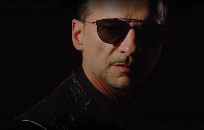 Happy birthday, Dave Gahan 57