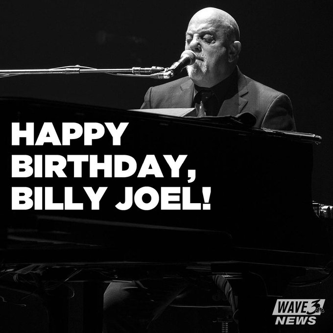 Happy birthday, Mr. Piano Man!  Tell us in the comments below which Billy Joel song is your favorite!