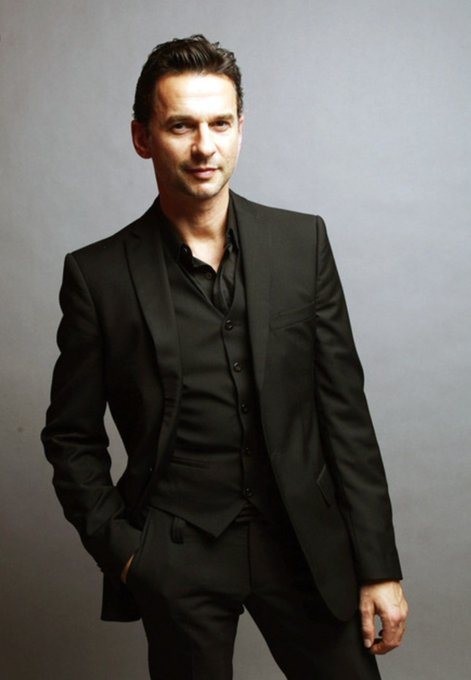 Happy 57th Birthday to Dave Gahan!!!