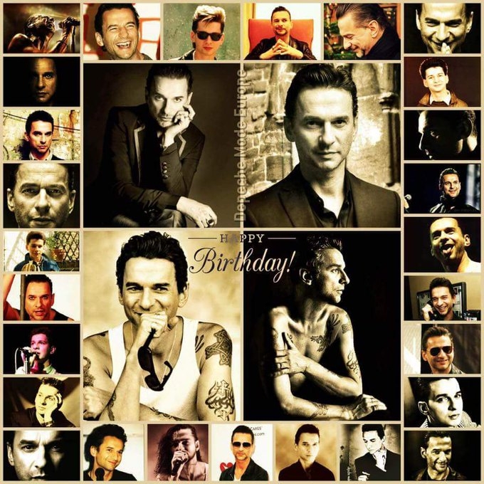 Happy Birthday Dave Gahan!!