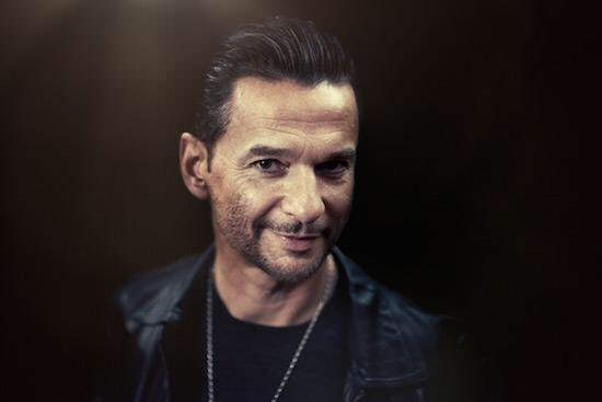 Happy 57th birthday, Dave Gahan. What a frontman. What a voice