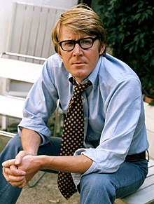 Happy birthday Alan Bennett, you fox you, with your Robert Redford hair
