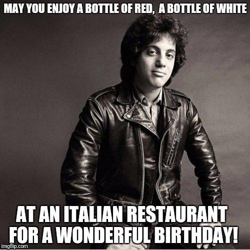 Happy 70th Birthday Billy Joel