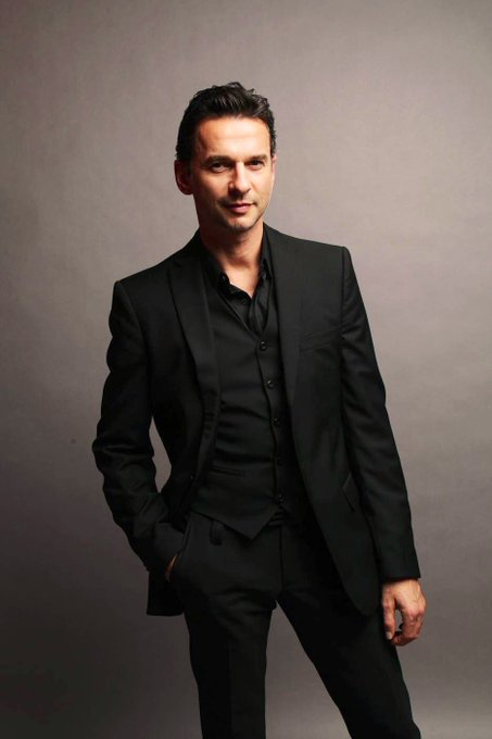 Happy  Birthday  Dave Gahan.  Leadsinger  from Depeche Mode.