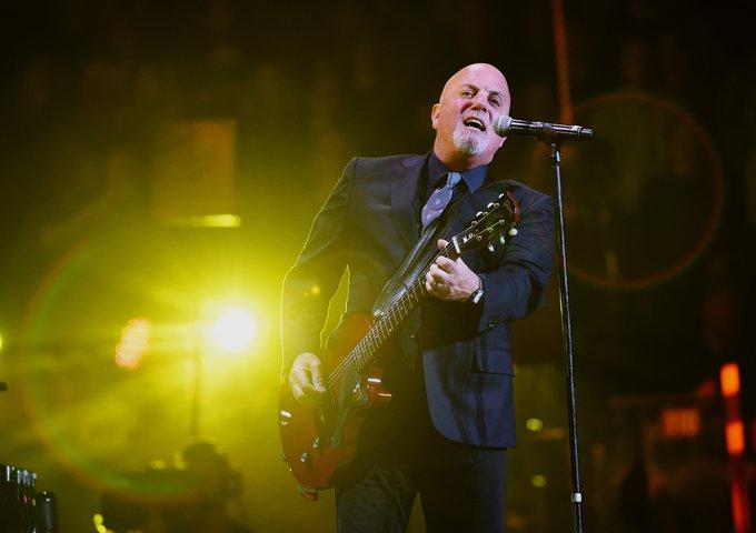 Happy Birthday Billy Joel!  The legendary singer turns 70 today!  ( : Nicholas Hunt / Staff / Getty Images)