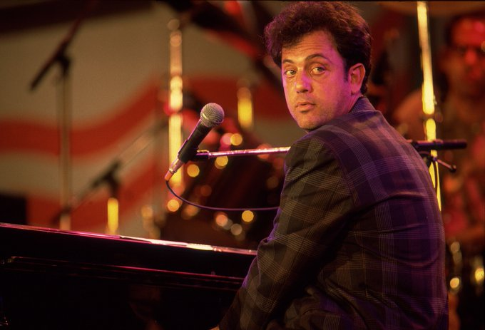 Happy 70th birthday Billy Joel! What\s your fave song by the Piano Man?