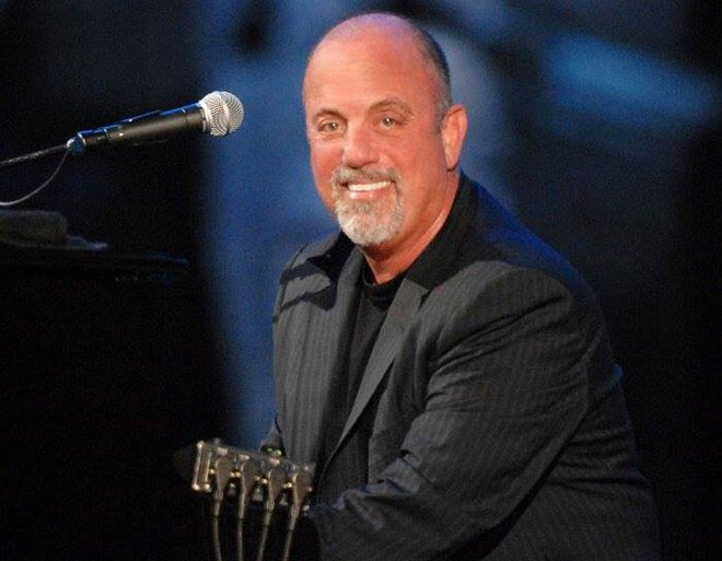 Happy Birthday Billy Joel           Piano Man   Honesty                           The Stranger