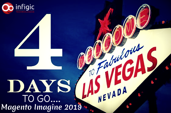 infigictech: 4 days to go for the mega event...we are getting ready for it. See you at n@ #MagentoImagine https://t.co/QFFQtSt2B2