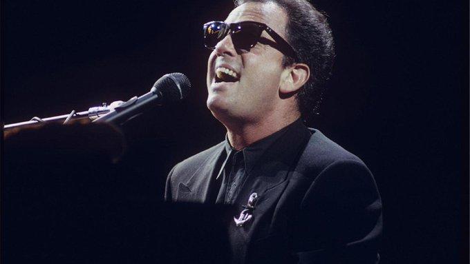 Mr. piano Man.Happy birthday Billy Joel