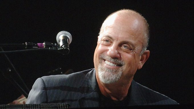 A Big BOSS Happy Birthday today to Billy Joel from all of us at Boss Boss Radio!