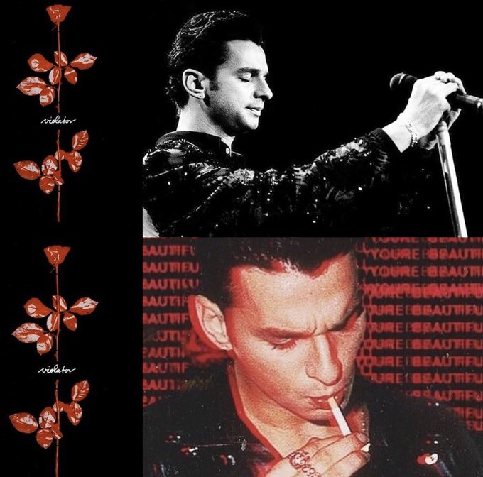 Dave Gahan is 57 today.Happy Birthday Dave!