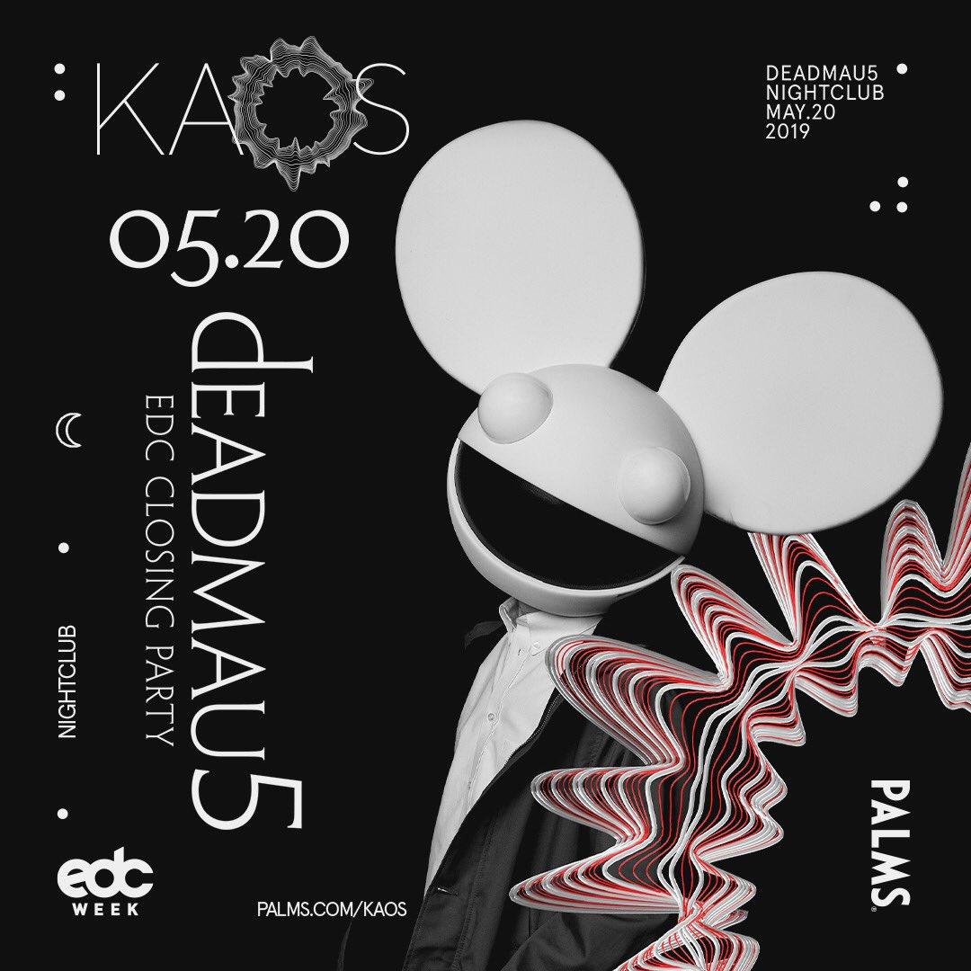 back at @KaosVegas for @EDC_LasVegas closing party :D  tkts: https://t.co/6bcehLzi5E https://t.co/yLO0YsA3rj
