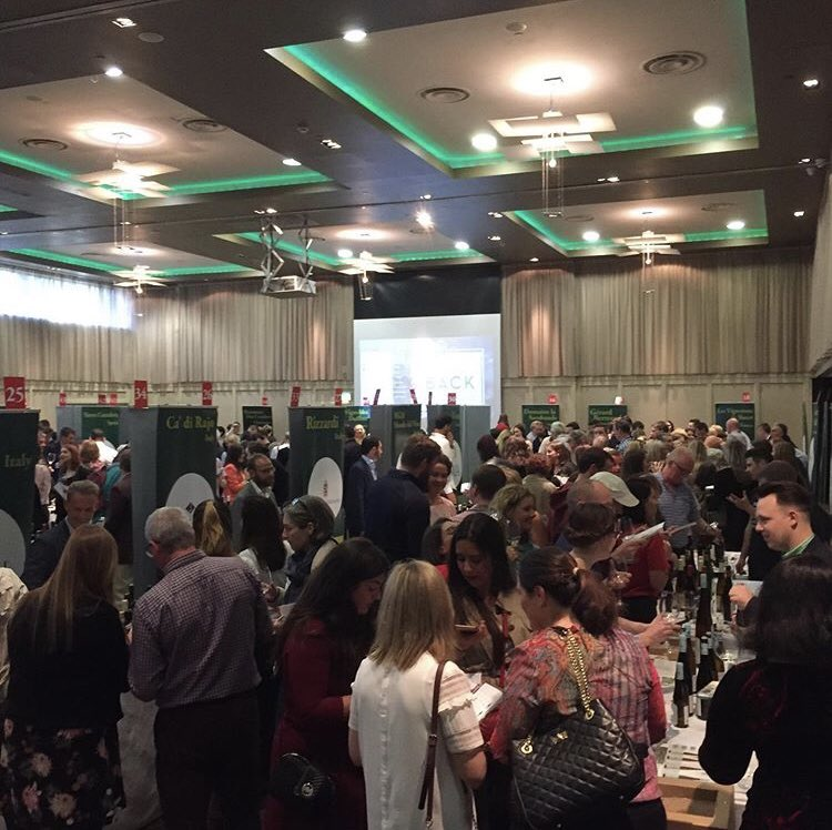 Only 20 minutes left of our Limerick Wine Festival 2019! #obwinefest https://t.co/1y8WfRIo7c