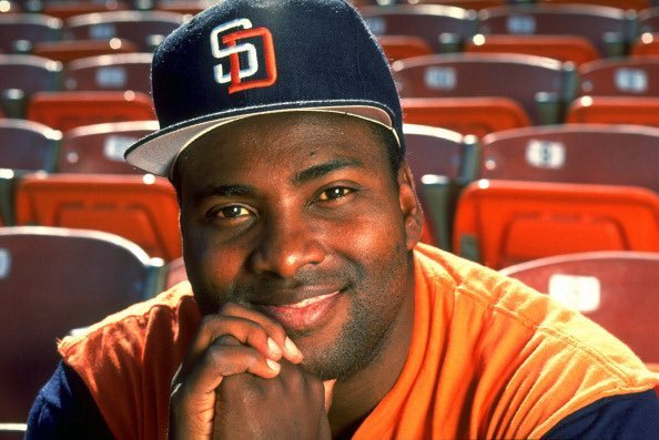 Happy 59th Birthday Tony Gwynn, the best hitter I ever saw! I know he\s still hitting line drives in Heaven! RIP