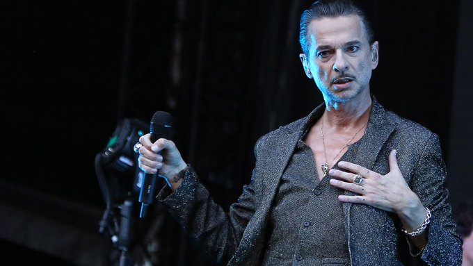 Happy Birthday David Gahan!