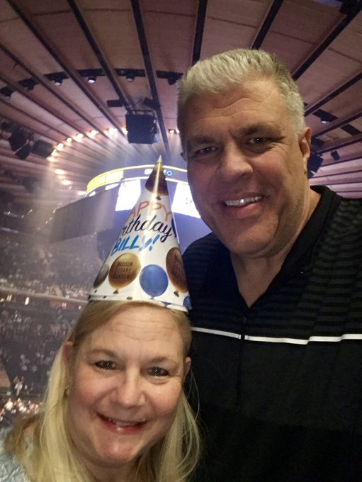 Happy 70th Birthday Billy Joel here at MSG to celebrate Long Islands Piano Man !!