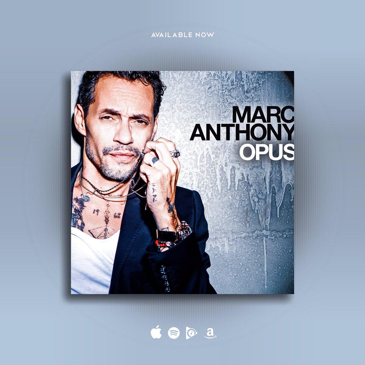 ¡La espera valió la pena! Ya esta disponible mi nuevo álbum #OPUS en todas las plataformas. ???????????????????????????? https://t.co/VAPQgYI5g3