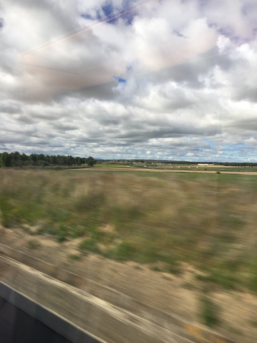 test Twitter Media - On the high speed train now from Valladolid to Madrid then to the airport and back to Gatwick. I'll be glad to be home! https://t.co/JKFVhDVcMb