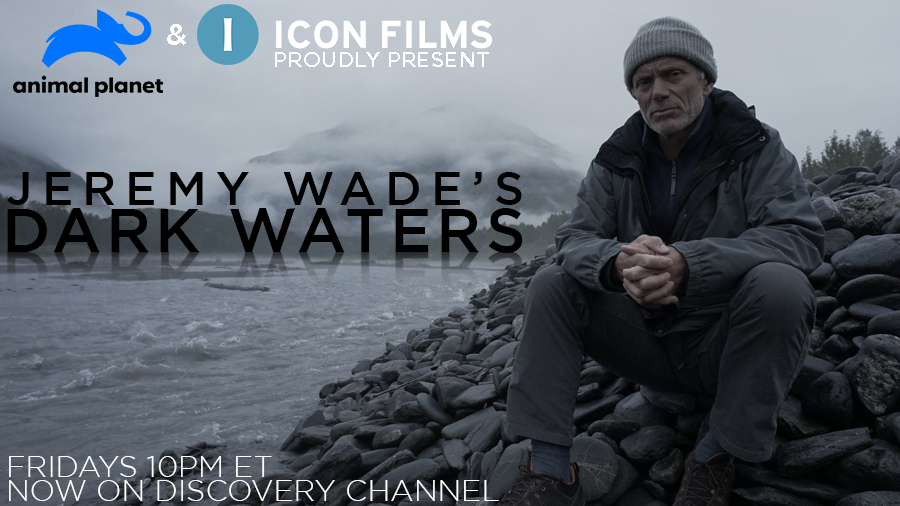 Don't forget: Jeremy Wade's #DarkWaters is coming to US screens on @Discovery Channel tonight from 10pm ET. Tune in to see Jeremy uncover new depths in tonight's episode! https://t.co/lq9iqaH19d