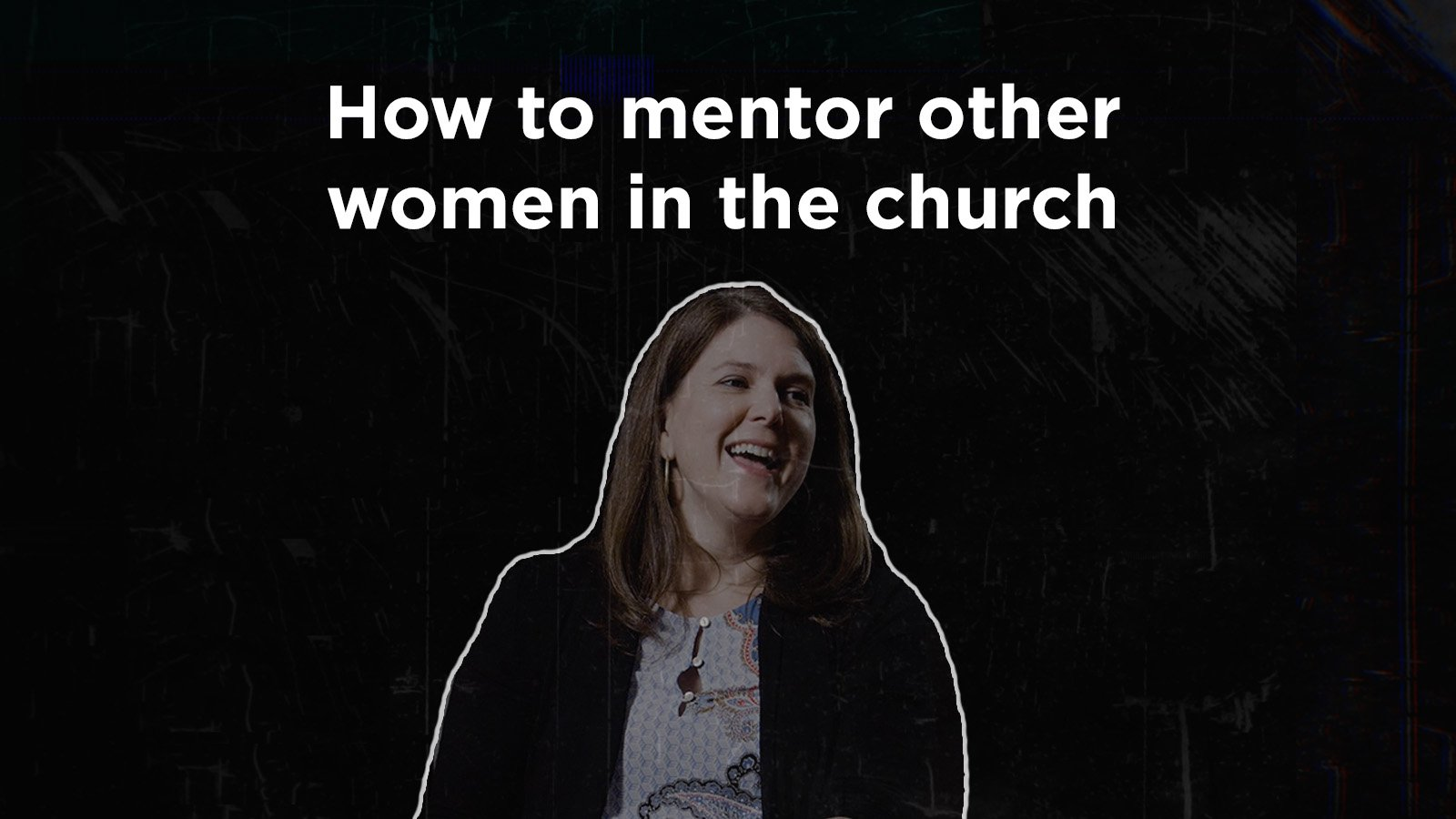 New video: @melissabkruger provides insights for women who seek out mentoring relationships organically as well as churches that want to encourage mentorship among women systematically. https://t.co/2Gx3Rxbkqi