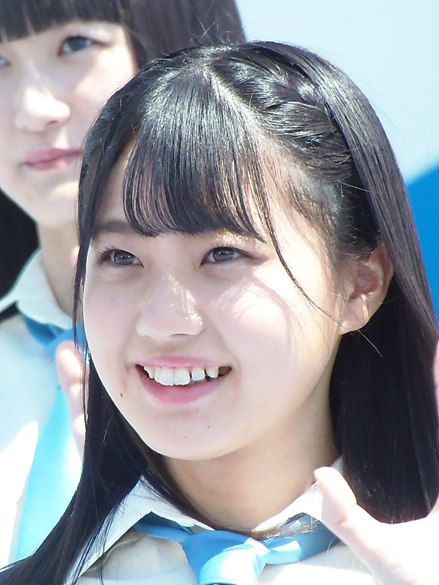 STU48センター瀧野由美子さんの顔面がやべい