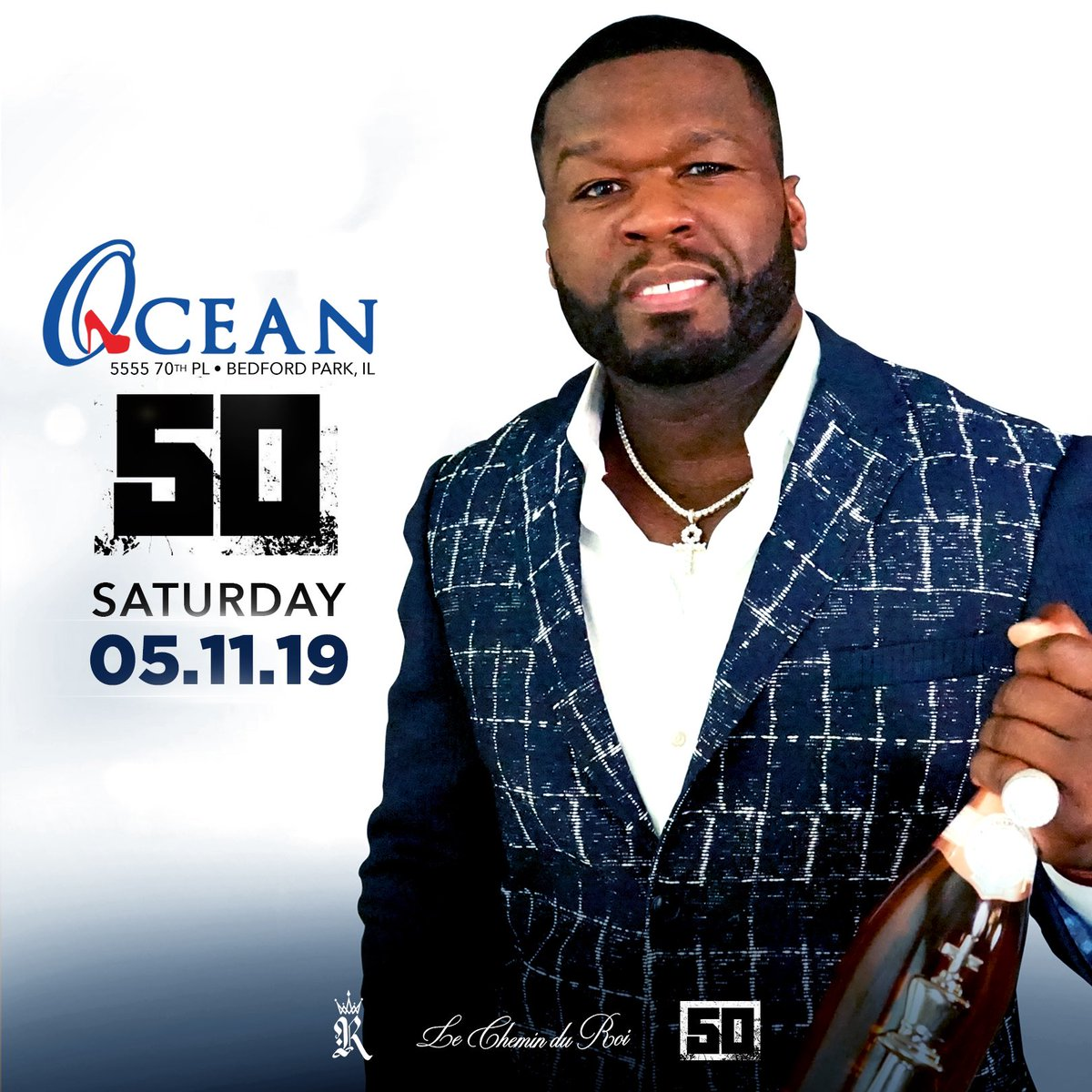 This should be lit ????come turn up. #lecheminduroi #bransoncognac https://t.co/ygH19JkGpk
