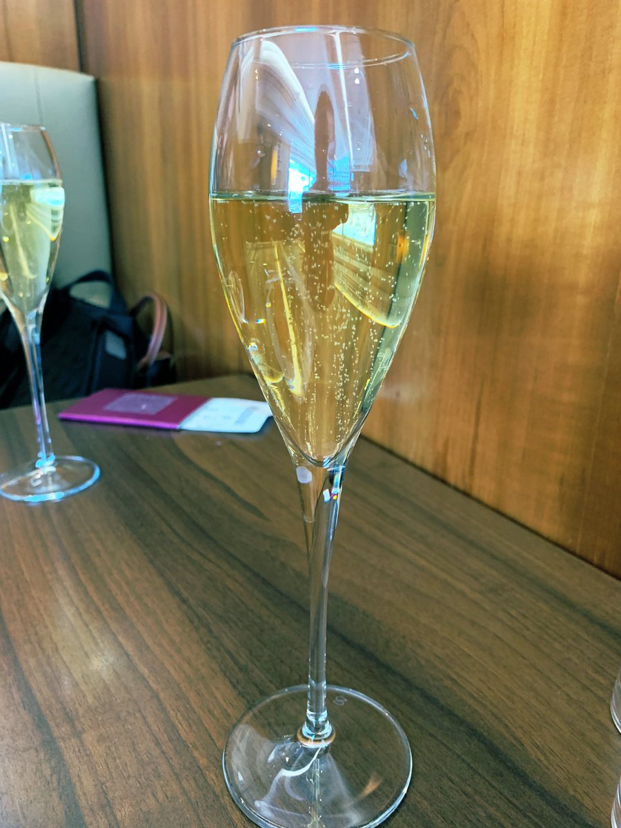 tomouse55: Well my #RoadToImagine is off to a lovely start. See you all stateside! #FirstClassLounge #LivingMyBestLife https://t.co/HqJyvKwr1q