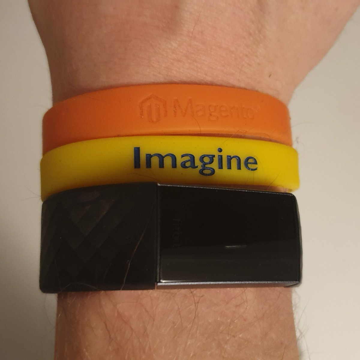 guido: Oh and @BobSchwartz: don't forget to put these on for your #RoadToImagine #MagentoImagine https://t.co/fBZ3u0voVB