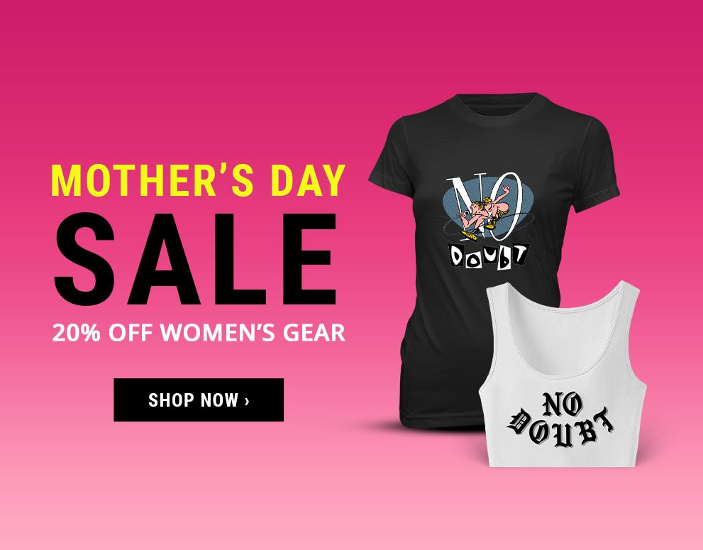 This weekend enjoy 20% OFF women's gear for #MothersDay! https://t.co/lAyy9U94J7 #MothersDayWeekend https://t.co/VYUa4y0zMf