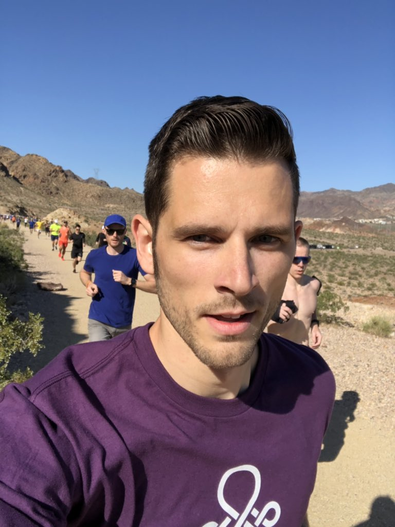 erikhansen: Had a great time at the #BigDamRun this morning. Thanks @brentwpeterson/@wagento and all the other sponsors. https://t.co/WTg5Wa9DzW