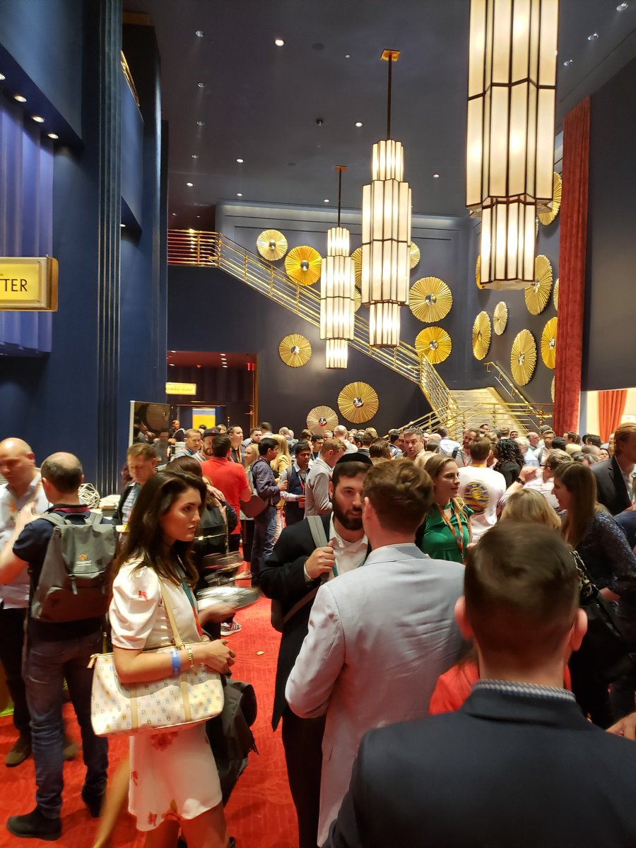 magento: Just a quick soiree after the Partner Summit at #MagentoImagine. https://t.co/BSlz44wXdP