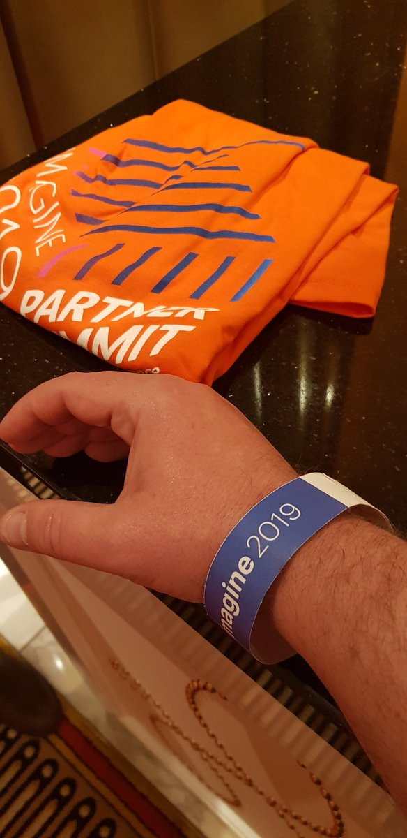 paulgreen316: And we're off..... #MagentoImagine partner summit about to begin https://t.co/AyHkXSaOvn