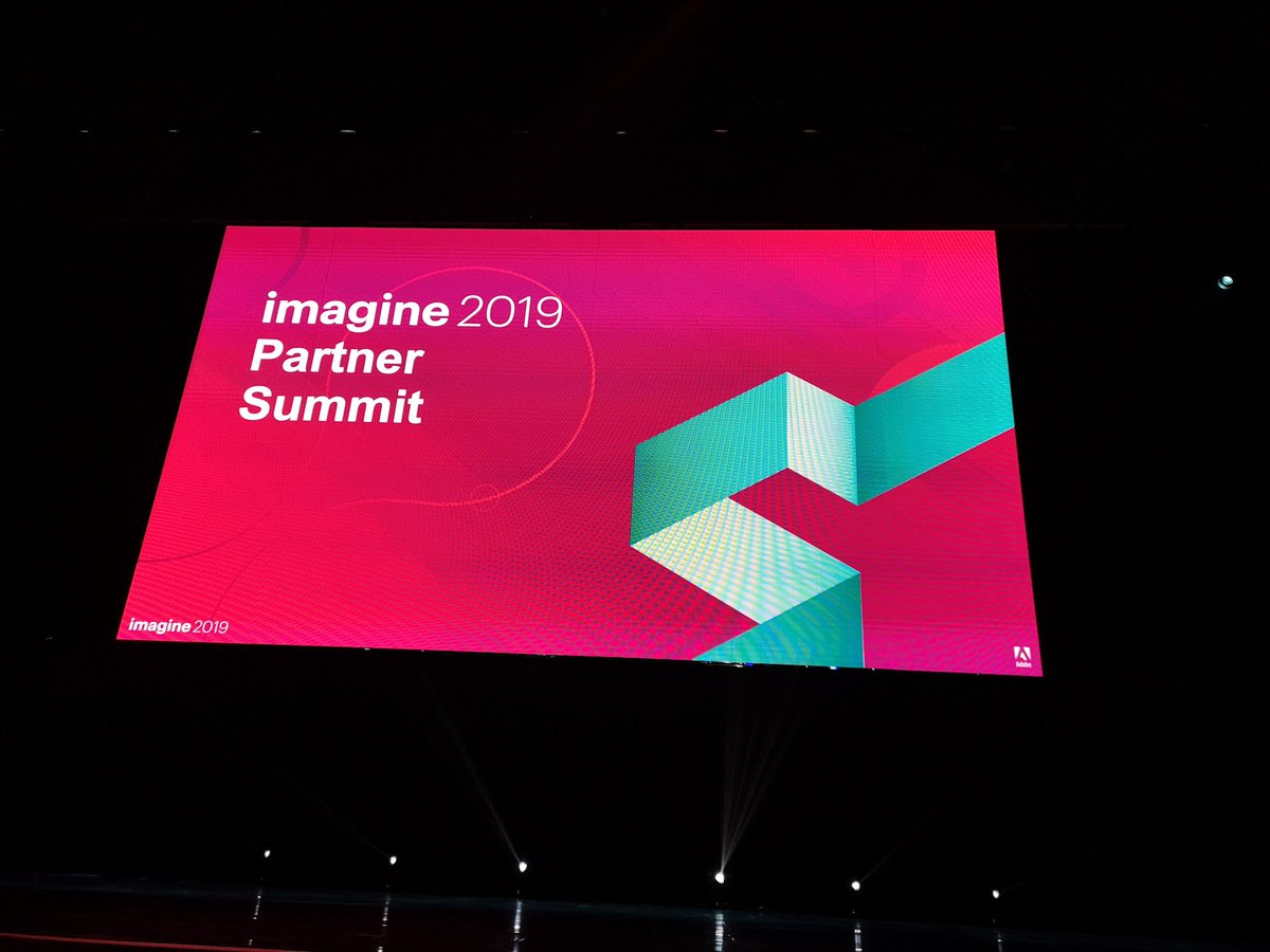 gabriel_indexa: Alright, tension building now... Is this the last #MagentoImagine ?nAbout to figure it out, at the partner summit. https://t.co/bhFrRMQzSK