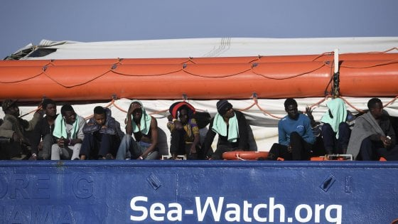 #SeaWatch