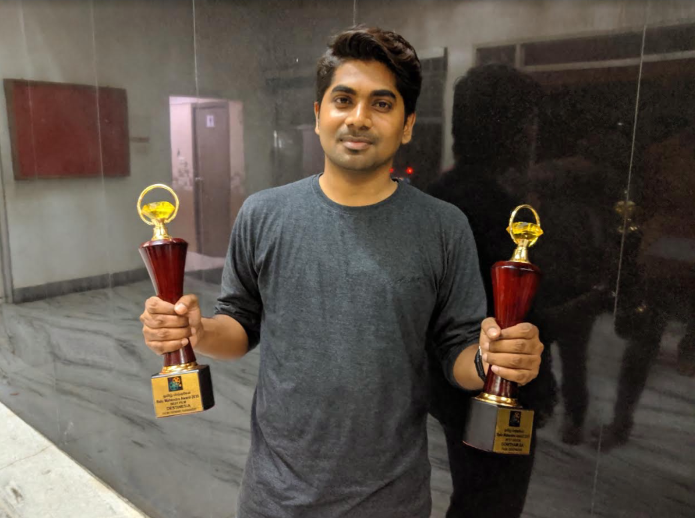 #Destinesia has won, #BestDirector, #BestFilm, #BestEditing in  #BaluMahendra film festival. https://t.co/CIY4fvARl2