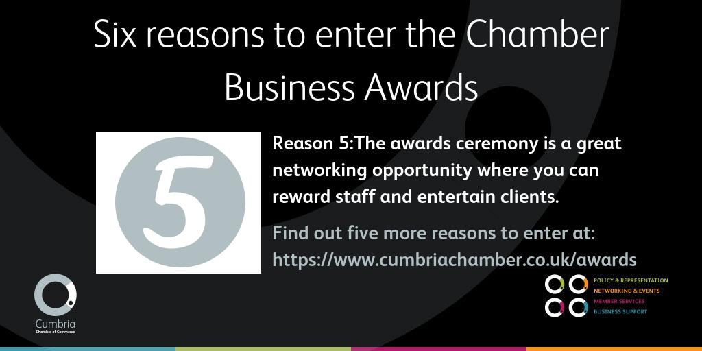 test Twitter Media - It's Monday morning and time for reason five in our six reasons to enter the Chamber Business Awards - find out how to submit your entry here: https://t.co/DCDwcPxEQv @Chamber_Awards  #ChamberAwards https://t.co/wDmO5Pkw4V