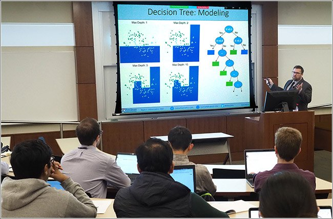 test Twitter Media - We were pleased to collaborate with @PennLDI to host a second workshop on #MachineLearning. Thanks to IBI Senior Fellow & @UPennDBEI Asst Prof @docurbs who led the workshop on using ML to analyze healthcare data. https://t.co/SmU2CDByMZ #penn #informatics #datascience https://t.co/nn8VPrK1kt