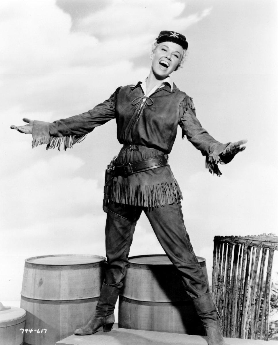 Remembering the legendary Doris Day.