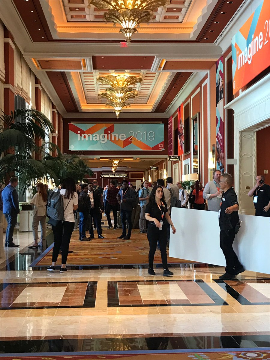 BlueSkyTP: We're at @magento #MagentoImagine DM to chat with us while we're here! https://t.co/5Z9GMPU2cx