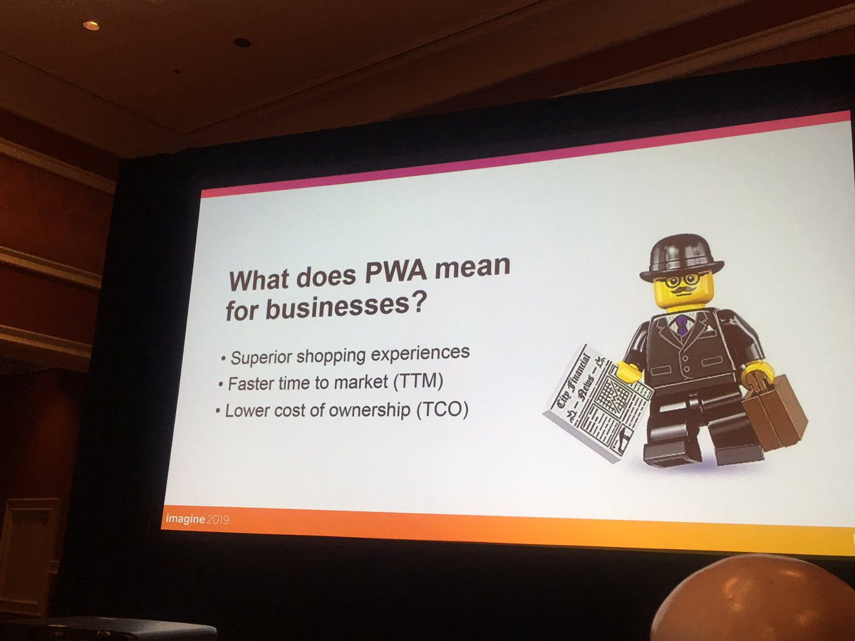 janakkika: Loving the Lego men @shaneOsbourne I see you had this covered from + 2 years ago #MagentoImagine https://t.co/xrxssejGpe