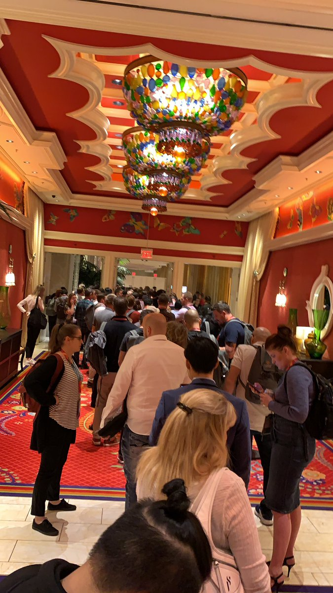 KateAShields: Ready for the first keynote of #MagentoImagine. https://t.co/x3wfzSGtc9