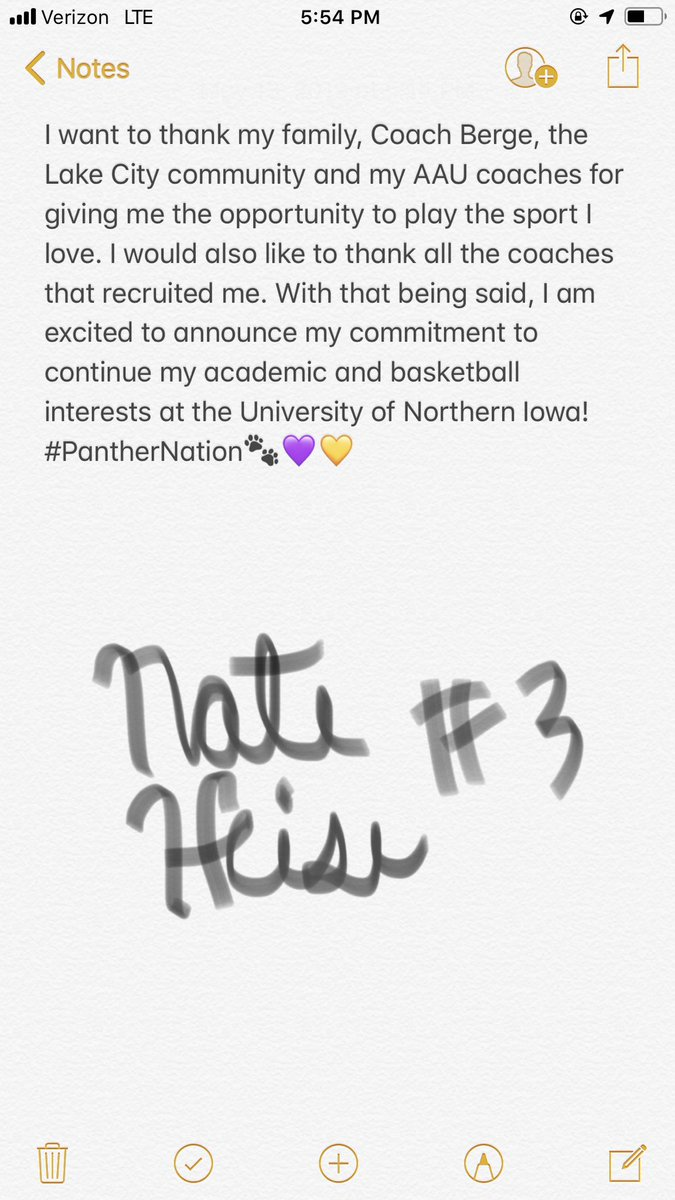 RT @heiseman_1: Next Chapter ☑️ #COMMITTED https://t.co/aeNzjCdekU