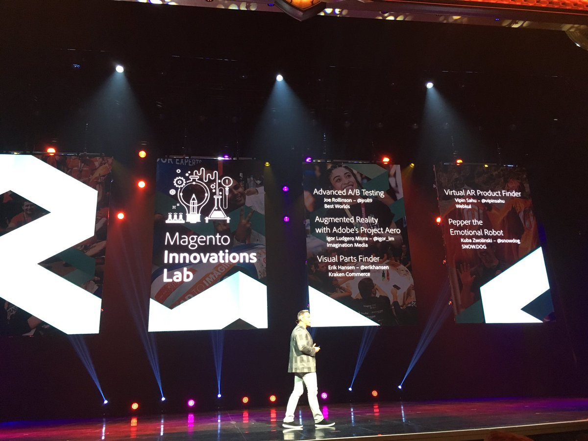 blackbooker: Look at those epic submissions to the innovations lab! #MagentoImagine https://t.co/onWwilLgRy