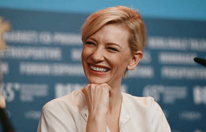 Happy birthday to the love of my life, cate blanchett!