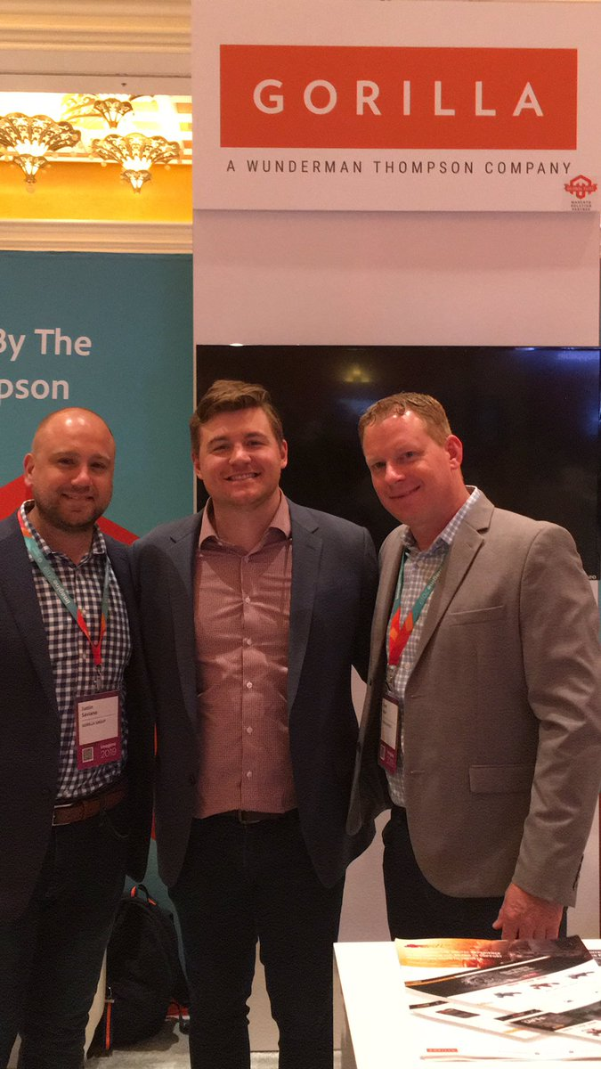 ShipperHQ: Hanging out with @GorillaCommerce at #MagentoImagine! These guys are good people, be sure and say hi! https://t.co/Aa5jqmz6om
