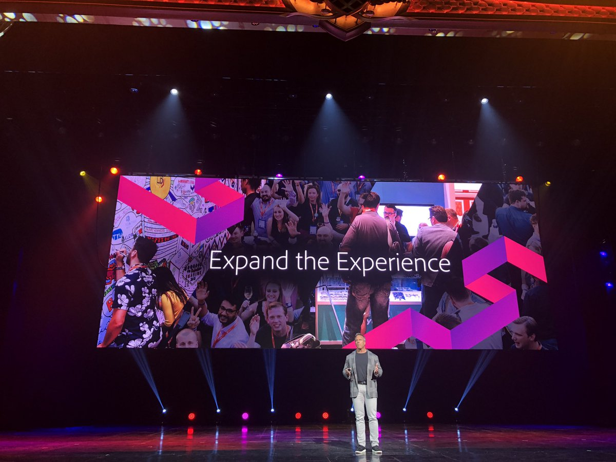 alexanderdamm: Expand the Experience - This year's #magentoimagine Theme #magento https://t.co/5ydHbeGR64