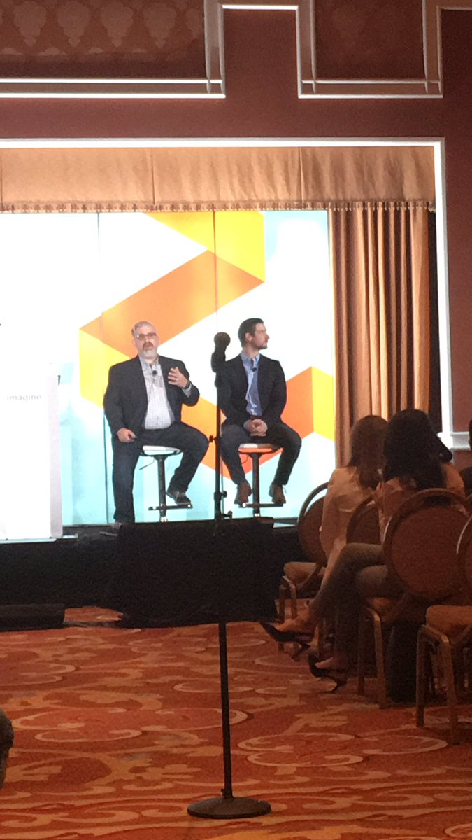 ShipperHQ: Hanging with @GorillaCommerce and @TranscatNews at #magentoimagine - talking #B2B eCommerce and how to do it right https://t.co/6OeIhplxmM